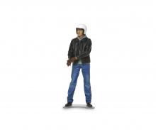 tamiya 1:12 Figur Street Rider