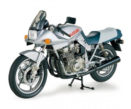 tamiya 1:6 Suzuki GSX1100S Katana 1980