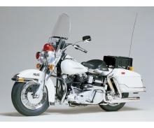tamiya 1:6 Harley-Davidson Police Bike