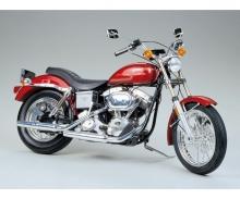 tamiya 1:6 Harley-Davidson Super Glide