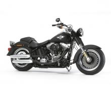 tamiya Harley Davidson FLSTFB FAT BOY Low