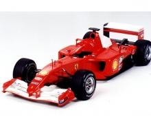 1:20 Ferrari F1 2001 V10 #1/#2