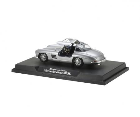 1/24 300 SL (Silver) Fin