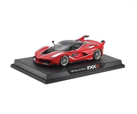 tamiya 1:24 FXX K #10 Red Fin. Model MW