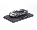 1/24 Ford GT Gray Finished Model