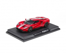 1:24 Ford GT Rot Fin. Mod. MW