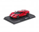 1/24 Ford GT Red Finished Model