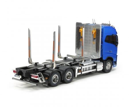 tamiya 1:14 RC XB FH16 Timber Truck Finished