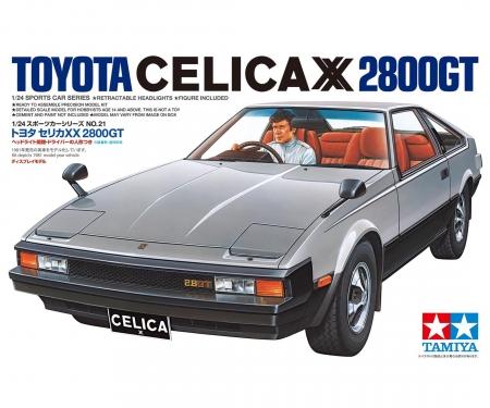 tamiya 1:24 Toyota Celica XX 2800GT