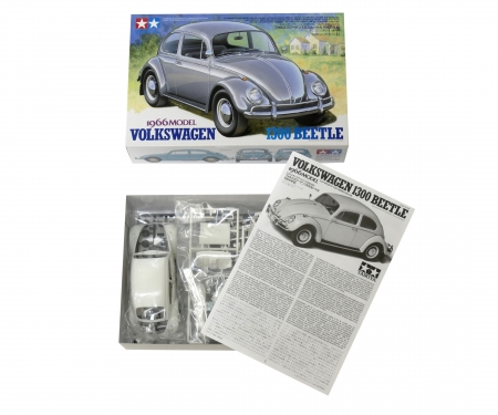 1:24 Volkswagen Beetle 1300 1966