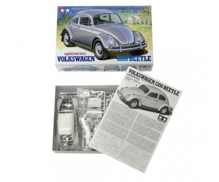 tamiya 1:24 Volkswagen Beetle 1300 1966