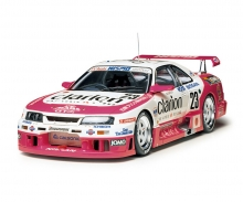 tamiya Nismo GT-R LM Clarion