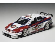 tamiya 1/24 Alfa Romeo V6 TI Martini