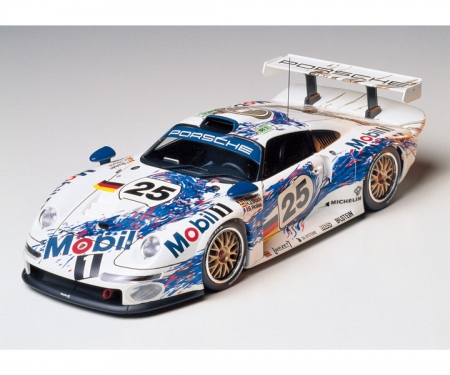 tamiya 1:24 Porsche 911 GT1 LeMans `96 Factory