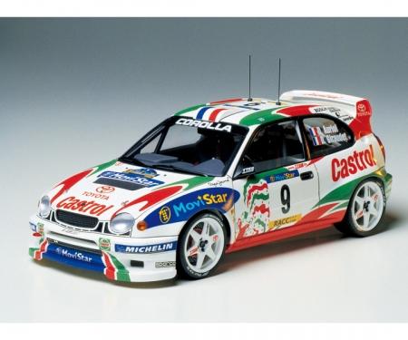tamiya 1:24 Toyota Corolla WRC