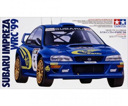 tamiya 1:24 Subaru Impreza WRC '99