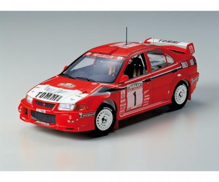 tamiya Mistubishi Lancer Evo VI WRC