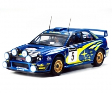 tamiya Subaru Impreza WRC 2001