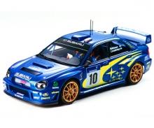 tamiya Subaru Impreza WRC 2002