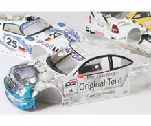 tamiya MB CLK DTM 2000 Original-Teile (Finished)