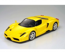 tamiya Enzo Ferrari Giallo Modena_Carbon Pattern Decal