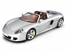 tamiya 1:24 Porsche Carrera GT Silver