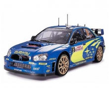tamiya Subaru Impreza WRC '04 Japan Rally