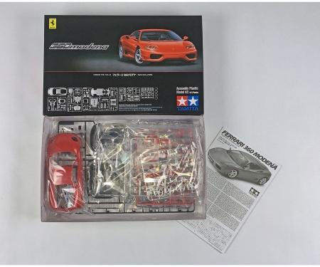 tamiya 1:24 Ferrari 360 Modena