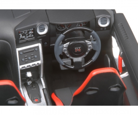 tamiya 1:24 Nissan GT-R Strassenversion