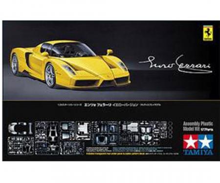 1:24 Enzo Ferrari Giallo Modena