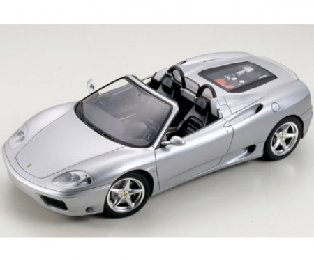 1:24 Ferrari 360 Spider Streetversion