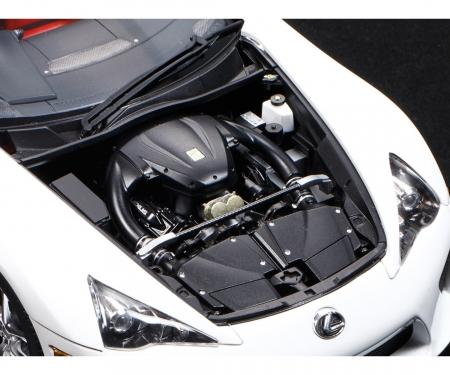 tamiya 1:24 Lexus LFA V10 SV m.Ph-Ätz-Teile