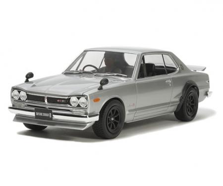 tamiya 1:24 Nissan Skyline 2000GT-R Str. Custom
