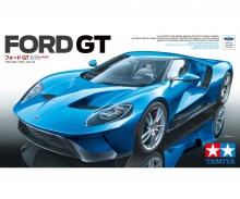 tamiya 1:24 Ford GT
