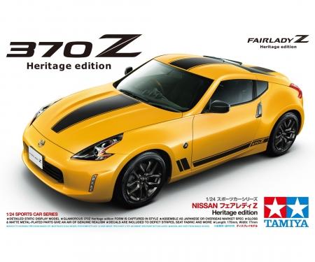 tamiya 1/24 370Z Heritage Edition
