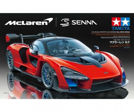 tamiya 1:24 McLaren Senna