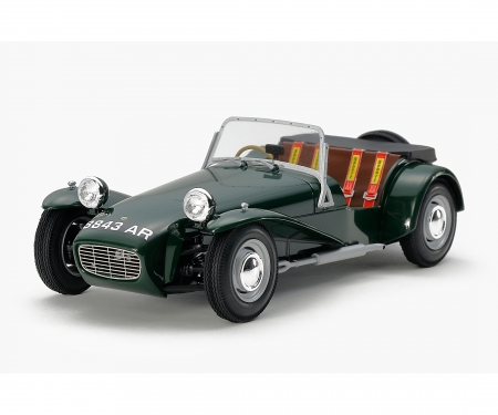 tamiya 1/24 Lotus Super 7 Series II