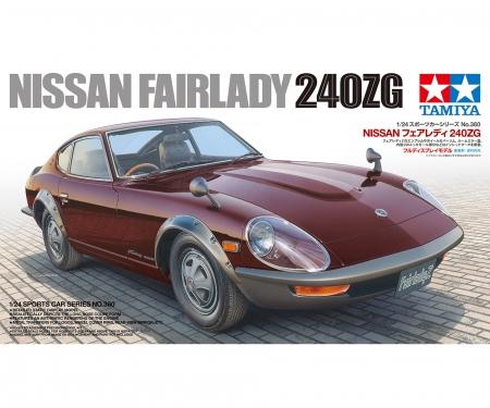 tamiya 1:24 Nissan Fairlady 240ZG