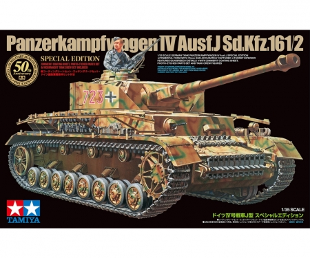 1/35 Pz.Kpfw.IV Ausf.J SpecEdn