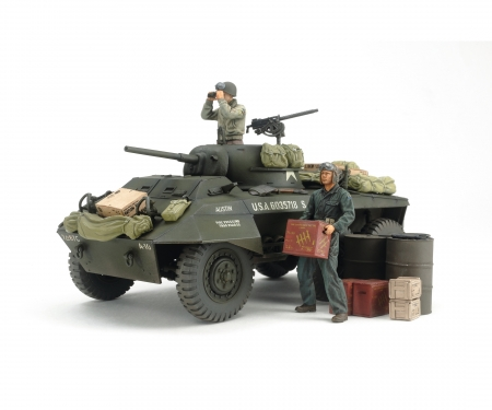 tamiya 1/35 M8 Combat Patrol Set