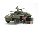 tamiya 1:35 US M8 Greyhound Combat Patrol Set