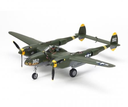 tamiya 1/48 P-38H Lightning (WhiBox)