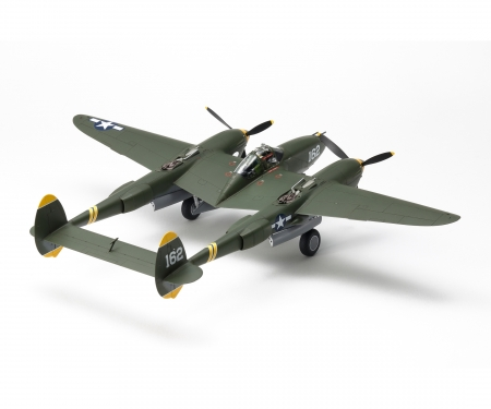 tamiya 1:48 US P-38H Lightning (WhiBox)