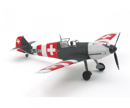 tamiya 1/48 Swiss Bf109 E-3