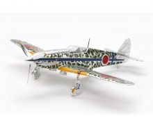 1:72 Jap. Ki-61-Id Hien m. Dekor
