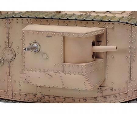 tamiya 1:35 WWI Brit. Panzer Mk. IV Male (mot.)