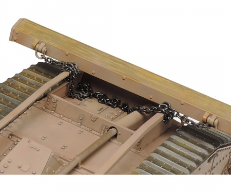 tamiya 1:35 WWI Brit. Tank Mk. IV Male (mot.)