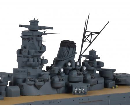 tamiya 1:700 Jap. Musashi Schlachtschiff WL