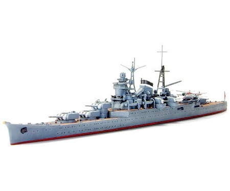 tamiya 1:700 Jap. Kumano Lt. Kreuzer WL