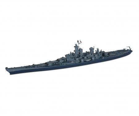 tamiya 1:700 US Missouri Battleship WL